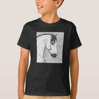 """Grey Stallion"" T-shirt"