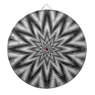 Grey Star Dartboard