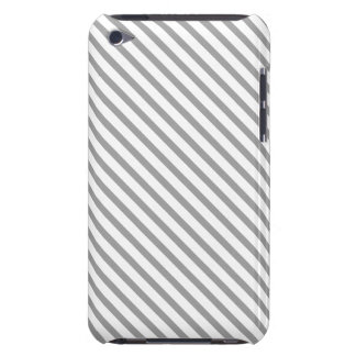 Grey Stripes iPod Touch Cover