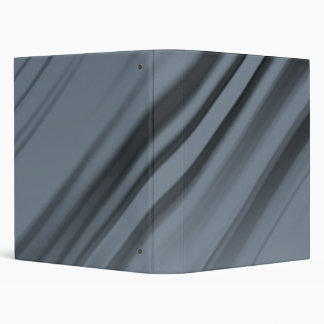 Grey Strips Binder