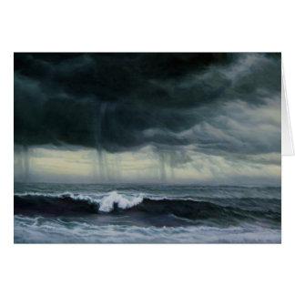 Grey Surf Card