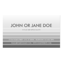 grey swatch business cards