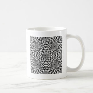 GREY SWAY DESIGN COFFEE MUG