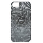 Grey Swirl iPhone case Cover For iPhone 5C