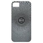 Grey Swirl iPhone case iPhone 5 Cases