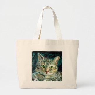 Grey Tabby Bag