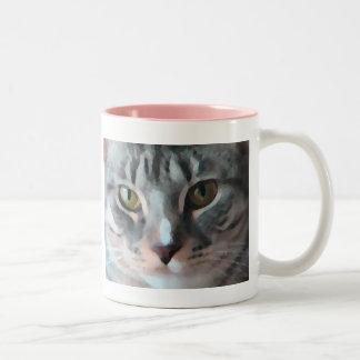 Grey Tabby Mug