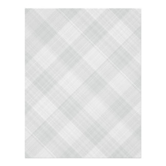 grey table cloth personalized flyer