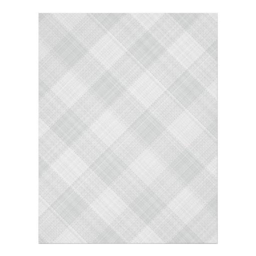 grey table cloth letterhead design