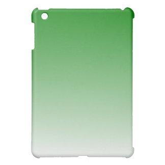 Grey to White Gradient iPad Mini Cover