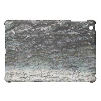 Grey tree bark close up fading iPad mini covers