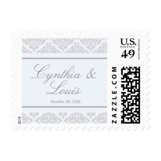 Grey Victorian, Wedding Postage