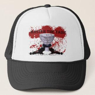 Grey Warden Master the Taint Joining Trucker Hat