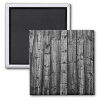 Grey weathered wood boards texture magnet