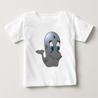 Grey Whale Baby T-Shirt