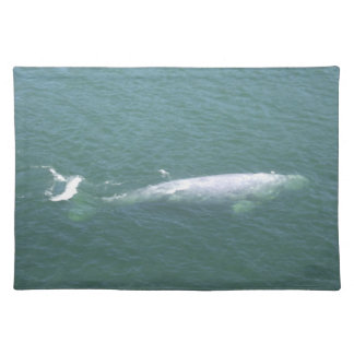 Grey Whale Placemat