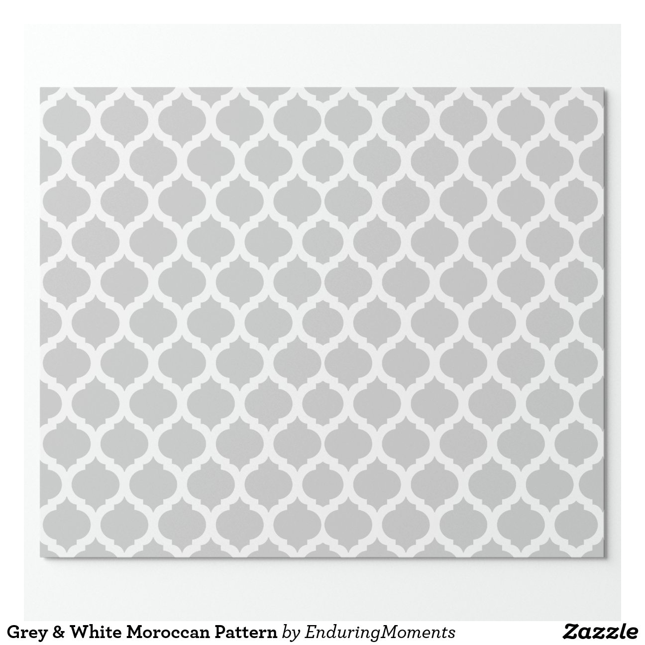 Moroccan pattern printable
