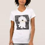 Grey & White PBGV Shirt