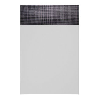 Grey-with-black-textile1011 GREY  TEXTILE PATTERN Stationery