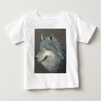 Grey Wlof products Baby T-Shirt