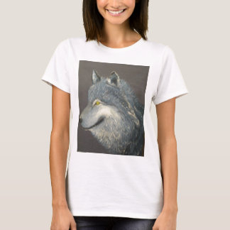 Grey Wlof products T-Shirt