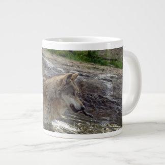 grey-wolf-16 jumbo mug