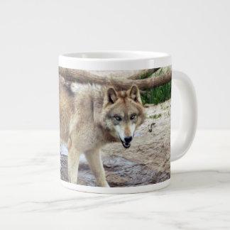 grey-wolf-18 jumbo mug
