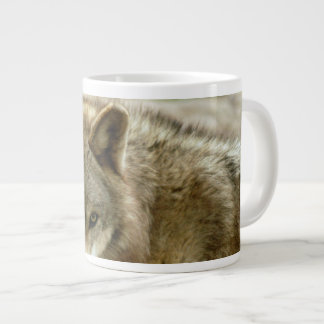 grey-wolf-19 jumbo mug