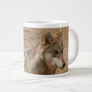 grey-wolf-1 jumbo mug