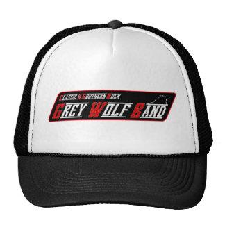 Grey Wolf Band Hat