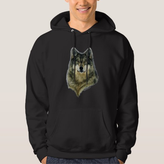 GREY WOLF Collection Hoodie