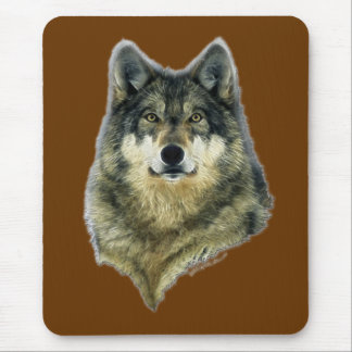 GREY WOLF Collection Mouse Pad