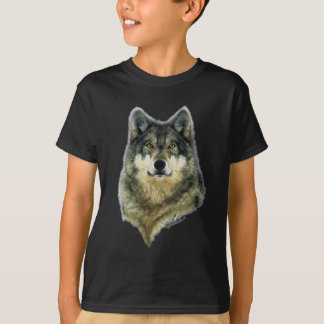 GREY WOLF Collection T-Shirt