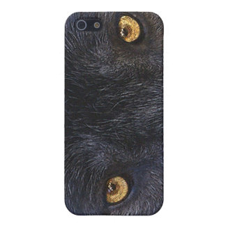 Grey Wolf Eyes Cool Wildlife iPhone 4/4S Case