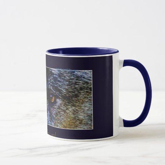 GREY WOLF II Collection Mug