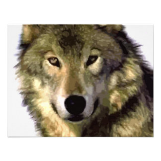 Grey Wolf Invite