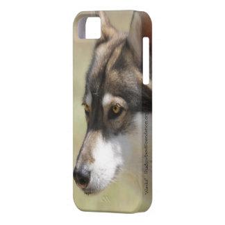 Grey Wolf iPhone SE/5/5s Case