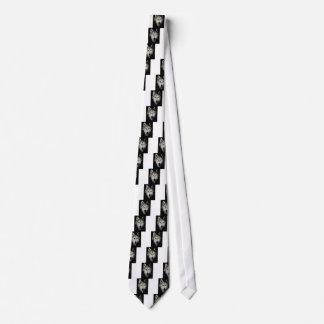Grey Wolf Neck Tie