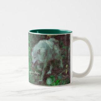 GREY WOLF Supporter Wildlife Gift Mug