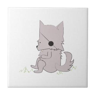 Grey Wolf Ceramic Tile