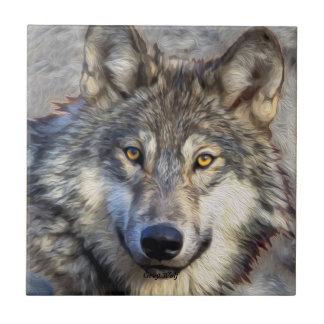 Grey Wolf Tile