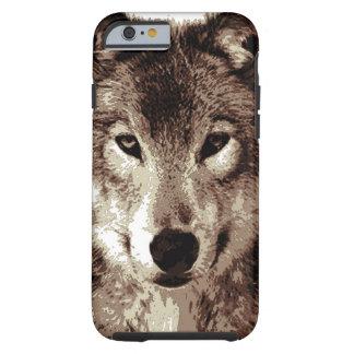 Grey Wolf Tough iPhone 6 Case