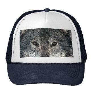 Grey Wolf Trucker Hat
