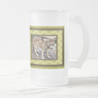 Grey Wolves Wolf Mugs, Cups, Steins, Travel Mugs