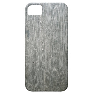 Grey Wood iPhone SE/5/5s Case