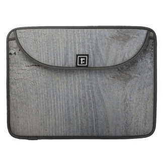 Grey Wooden Board Sleeves For MacBooks