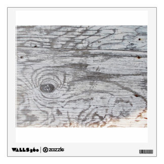 Grey Wooden Surface Room Stickers
