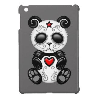 Grey Zombie Sugar Panda iPad Mini Covers