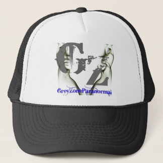 Grey Zone Paranormal hat