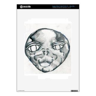 GreyAnimilia Decals For iPad 3